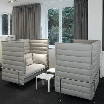 Vitra Vitra Alcove Highback Sofa