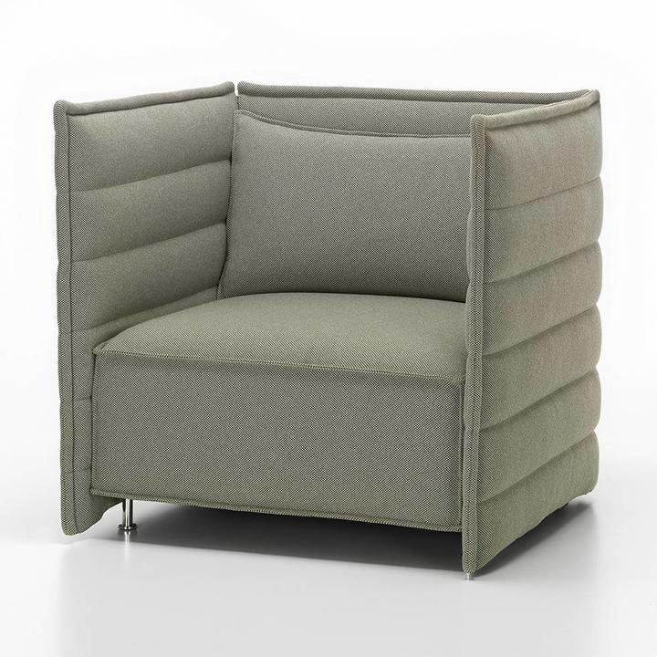 Vitra Alcove Plume Contract Fauteuil