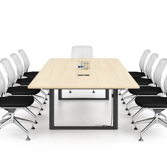 Vitra Vitra Tyde Meeting | Fixed height | W 320 x D 140 cm