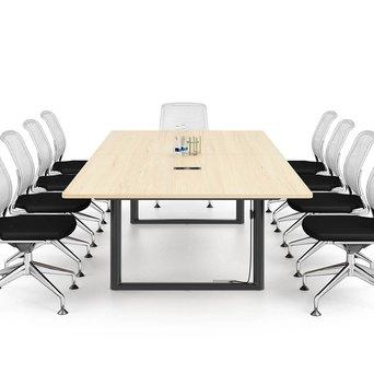Vitra Vitra Tyde Meeting | Vaste hoogte | B 320 x D 140 cm