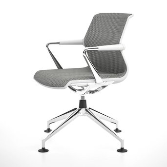 Vitra Vitra Unix Chair | Vergaderstoel