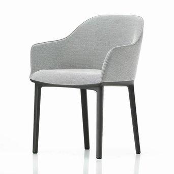 Vitra Vitra Softshell Chair | Four-legged