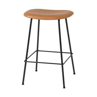 Muuto Muuto Fiber Bar Stool | Tube base | Full upholstery