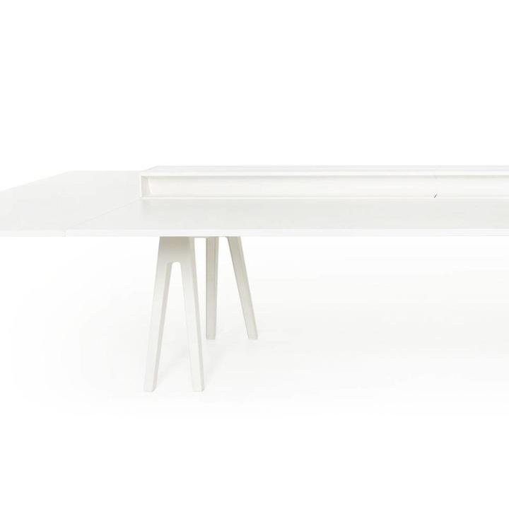 Refurbished Vitra Joyn Platform | B 620 x D 180 cm | Melamine soft light
