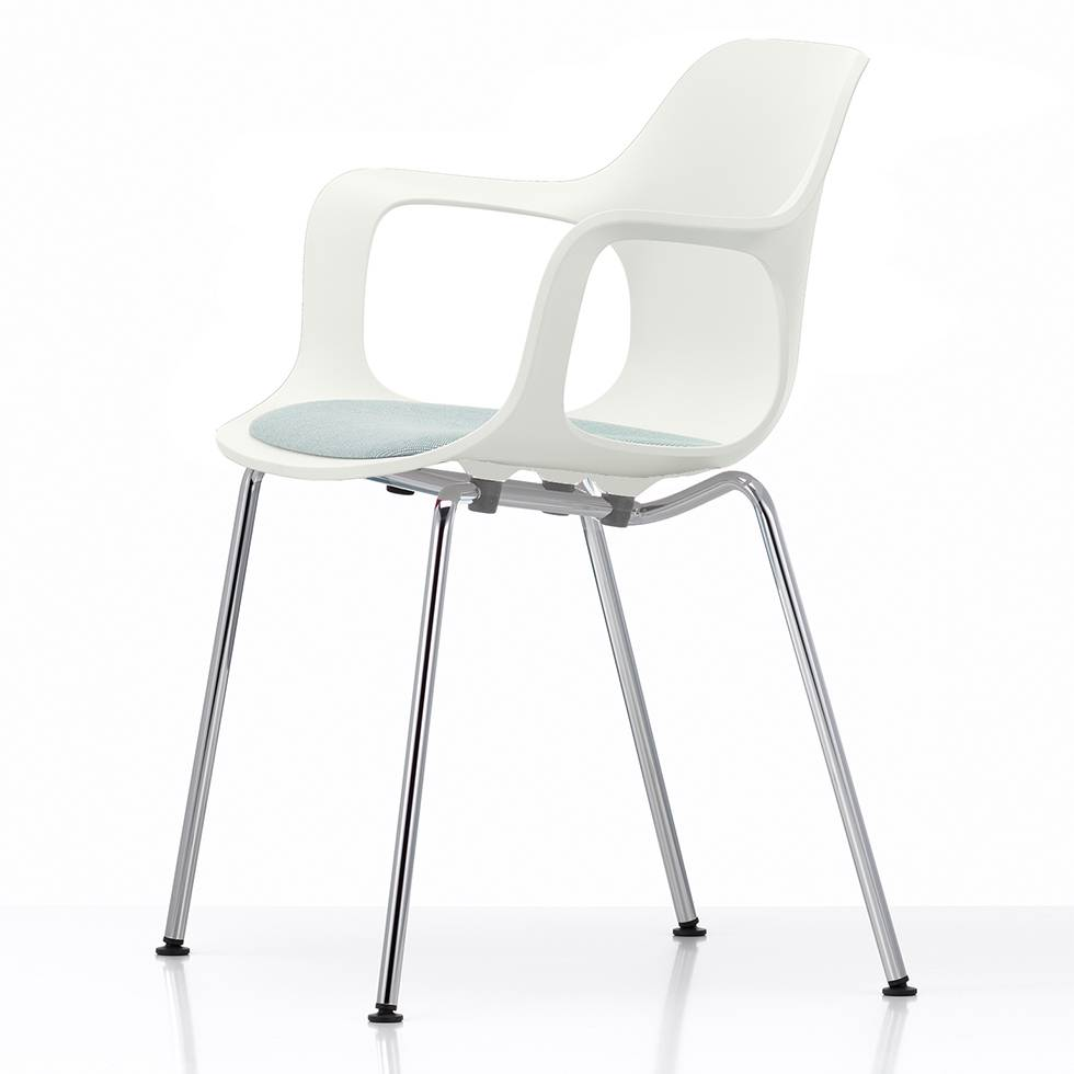 Vitra Vitra HAL Armchair Tube Stackable | Seat upholstery ...