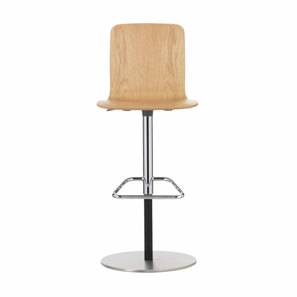 Peachy Vitra Hal Ply Barstool Barkruk Gmtry Best Dining Table And Chair Ideas Images Gmtryco