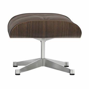 Vitra Vitra Lounge Chair Ottoman | Nussholz, Schwarz pigmentiert