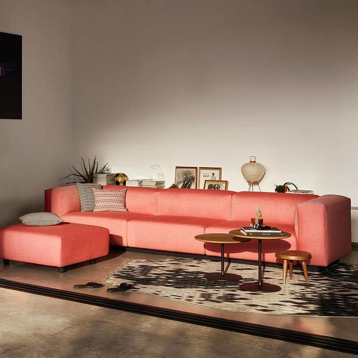 Vitra Soft Modular Sofa | 3-Sitz