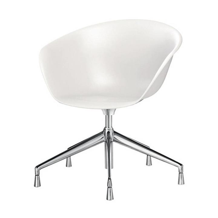 Remarkable Arper Duna 02 Star Base Machost Co Dining Chair Design Ideas Machostcouk