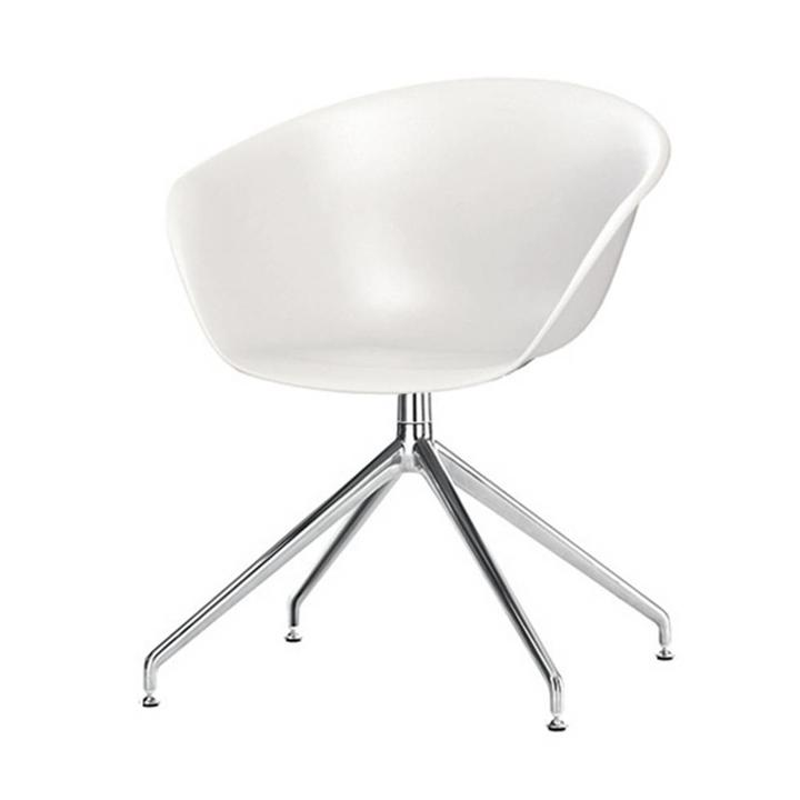 Awesome Arper Arper Duna 02 Cross Base Machost Co Dining Chair Design Ideas Machostcouk