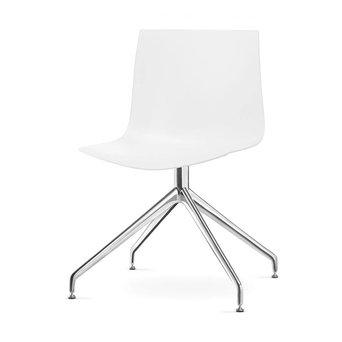 Arper Arper Catifa 46 | Cross base | Plastic seat shell
