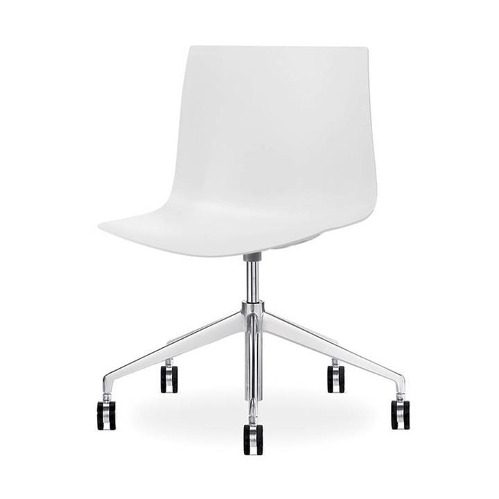 Arper Catifa 46 | Bureaustoel | Kunststof zitschaal