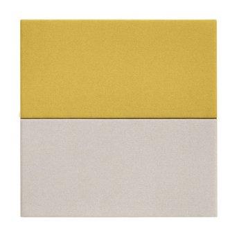 Arper Arper Parentesit Wall Panel | Vierkant | Horizontaal | L 95 x B 95 cm