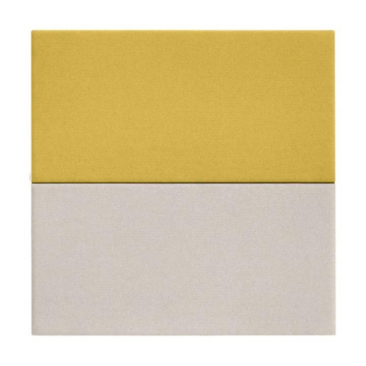 Arper Parentesit Wall Panel | Vierkant | Horizontaal | L 95 x B 95 cm