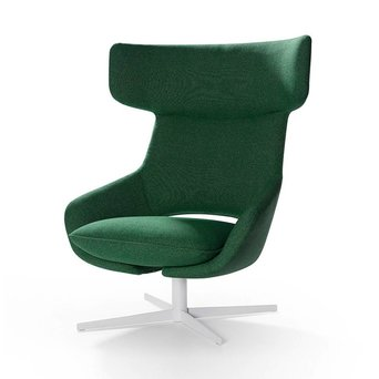 Artifort Artifort Kalm | Armchair | Cross base