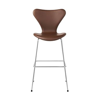 Fritz Hansen Fritz Hansen Series 7 | 3187 | Counter stool | Full upholstery