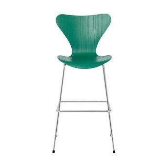 Fritz Hansen Series 7 | 3187 | Counter stool | Coloured ash