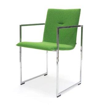 Arco OUTLET | Arco Frame | Verchroomd staal | Groen coda