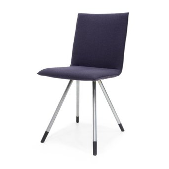 Arco OUTLET   Arco Mikado   Stainless steel   Purple upholstery