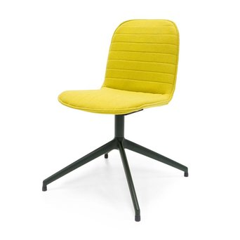 Arco OUTLET | Arco Flux 1 D | Green aluminium | Yellow hallingdal 420