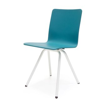 Arco OUTLET   Arco Reset 1   Blauw kunststof   Wit staal