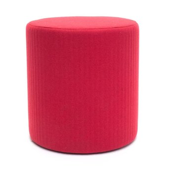 Buzzispace OUTLET | BuzziSpace BuzziSpot | Red upholstery | Incl. wheels
