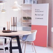 Deblick Space Dividers Whiteboard   Full Single