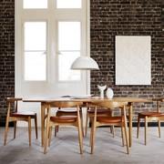 Carl Hansen & Son CH327 | B 248 x D 95 x H 72 cm