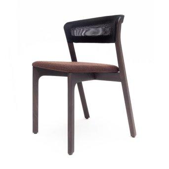 Arco OUTLET | Arco Cafe Chair | Brown oak morado | Brown outback 671