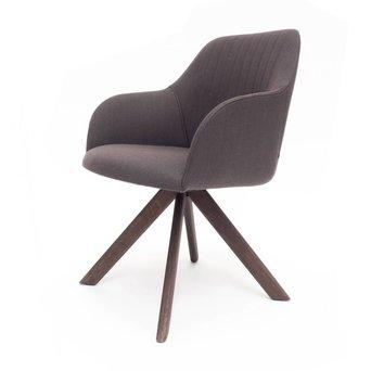 Arco OUTLET | Arco Ease H | Brown oak smoke | Brown steelcut trio 383