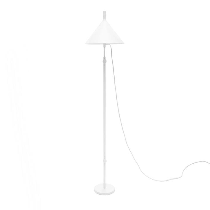 OUTLET | Wästberg w132 Nendo F1 | Cone | Wit staal | Wit kunststof
