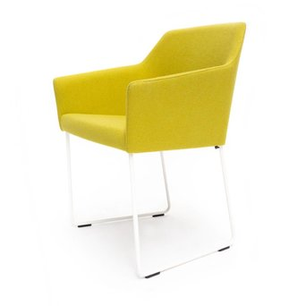 Arco OUTLET   Arco Sketch Lobby A   Green hallingdal 420   White steel