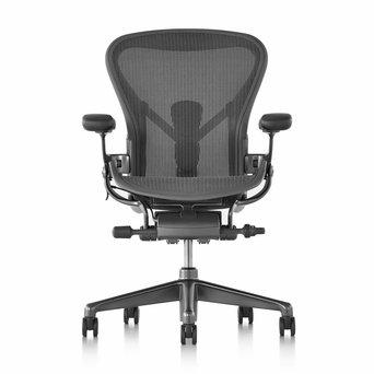 Herman Miller Herman Miller Aeron Chair Remastered