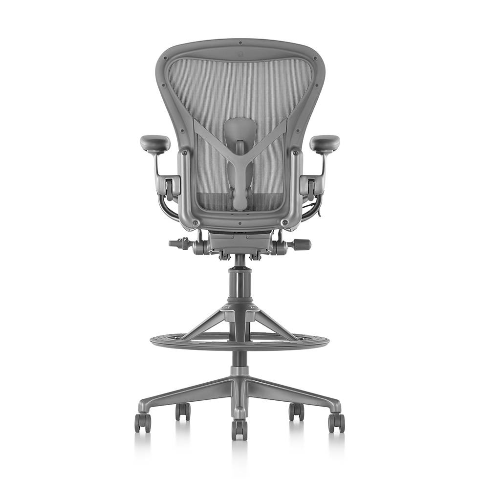 Herman Miller Herman Miller Aeron Stool Workbrands