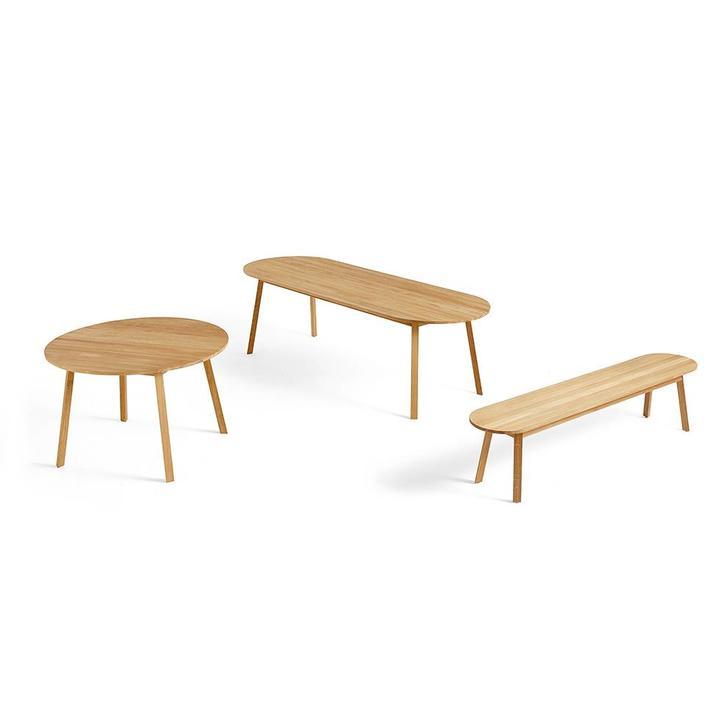 HAY Triangle Leg Table