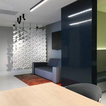 Bloomming Facet Room Divider | Hängend | B 170 x H 230 cm