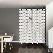 Bloomming Facet Room Divider | Hangend | B 170 x H 249 cm