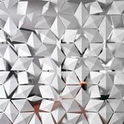 Bloomming Facet Room Divider | Hangend | B 238 x H 249 cm