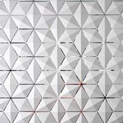 Bloomming Facet Room Divider | Hangend | B 408 x H 288 cm