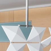Bloomming Facet Room Divider | Hangend | B 204 x H 230 cm