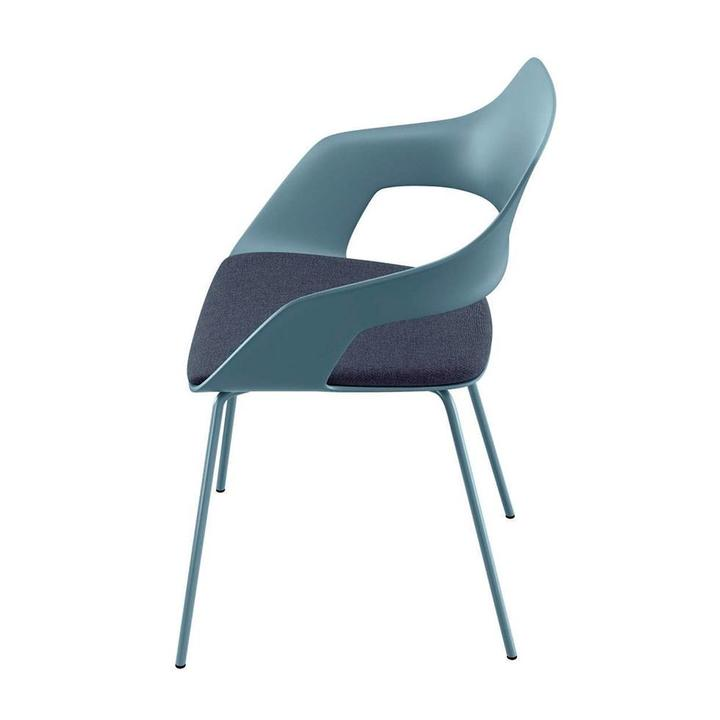 Wilkhahn Occo | Conference chair | Four-legged steel | Seat upholstered