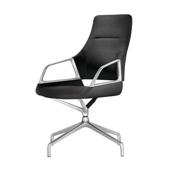 Wilkhahn Wilkhahn Graph 301/5 | Conference chair | Middle height backrest