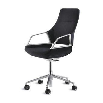 Wilkhahn Wilkhahn Graph 301/6 | Conference chair | Middle height backrest