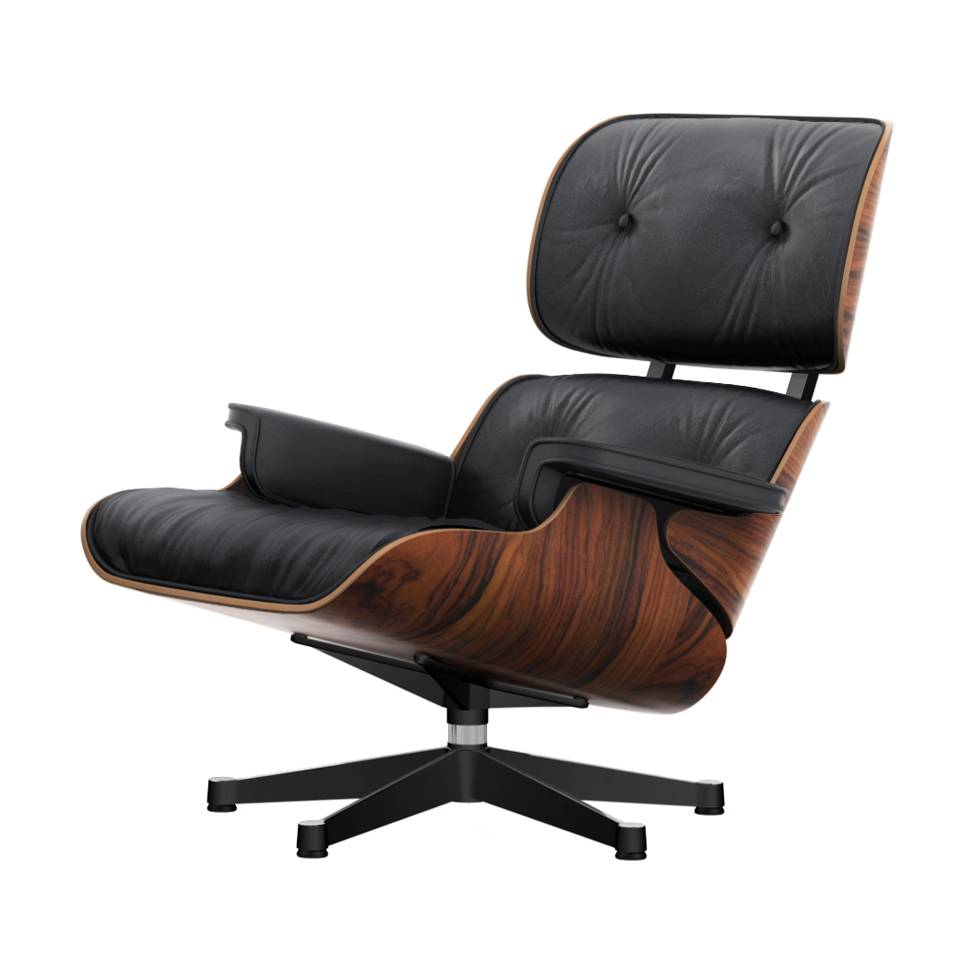 Vitra Lounge Chair | Santos Palisander