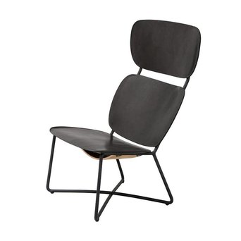 Functionals Functionals Miller High Lounge Chair