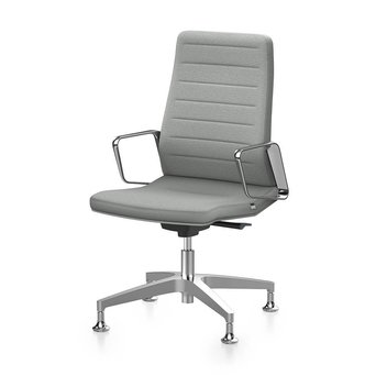 Interstuhl Interstuhl VINTAGEis5 | Conference armchair | 1V11 / 1V61 | Full upholstery