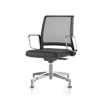 Interstuhl Interstuhl VINTAGEis5 | Conference armchair | 11V7 / 14V7 | Netweave