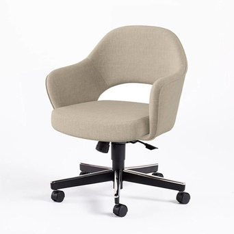 Knoll Knoll Saarinen Conference Armchair | Swivel