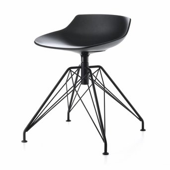 MDF Italia MDF Italia Flow Stool | LEM four-legged