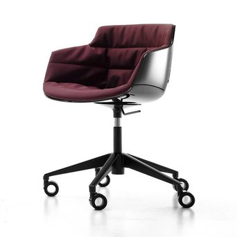MDF Italia MDF Italia Flow Slim | Padded | Office Chair